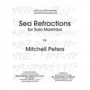 ミッチェル・ペータース : 海の反射(マリンバソロ) トライ出版