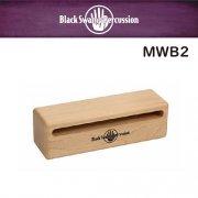 ブラックスワンプ : ウッドブロック MWB2 ミディアム