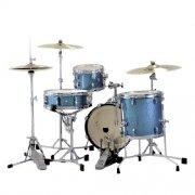 ラディック : ブレイクビーツ ドラムセット LC179【Azure Blue Sparkle】