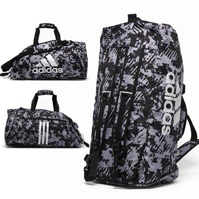 アディダス adidas 3WAYバッグ 迷彩 50リットル (送料無料)