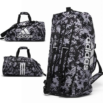 アディダス adidas 3WAYバッグ 迷彩 65リットル (送料無料)