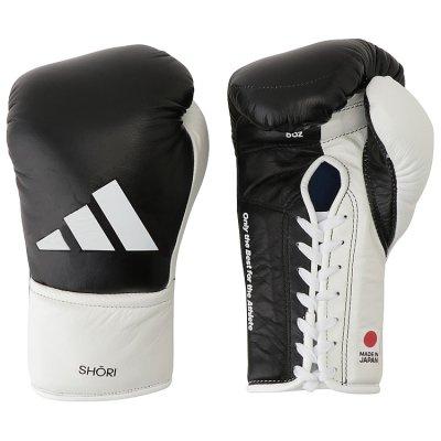 アディダス  ADISHORI ボクシンググローブ 紐タイプ(JBC承認・日本製)在庫切れ!納期2週間