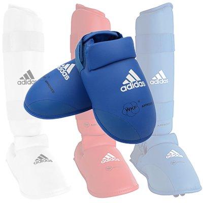 アディダス adidas WKF公認 足の甲プロテクター JAPANモデル