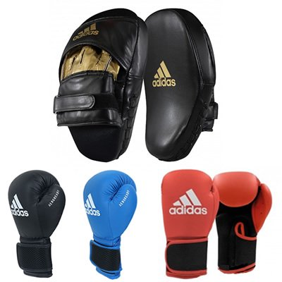 <img class='new_mark_img1' src='https://img.shop-pro.jp/img/new/icons24.gif' style='border:none;display:inline;margin:0px;padding:0px;width:auto;' />アディダス adidas FLX 3.0 スピード パンチングミット(ベルクロ)&メッシュ グローブ セット