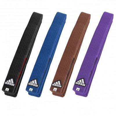 アディダス adidas エリート 柔術色帯