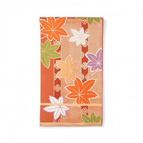 袋帯●御簾と紅葉のサムネイル画像