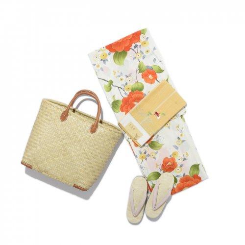 きもの道楽 セオα 菊と椿のサムネイル画像