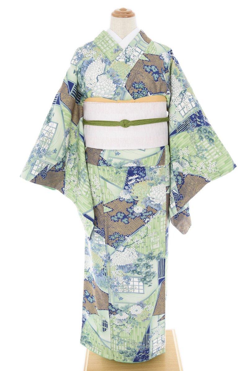 「白菊と格子窓」の商品画像