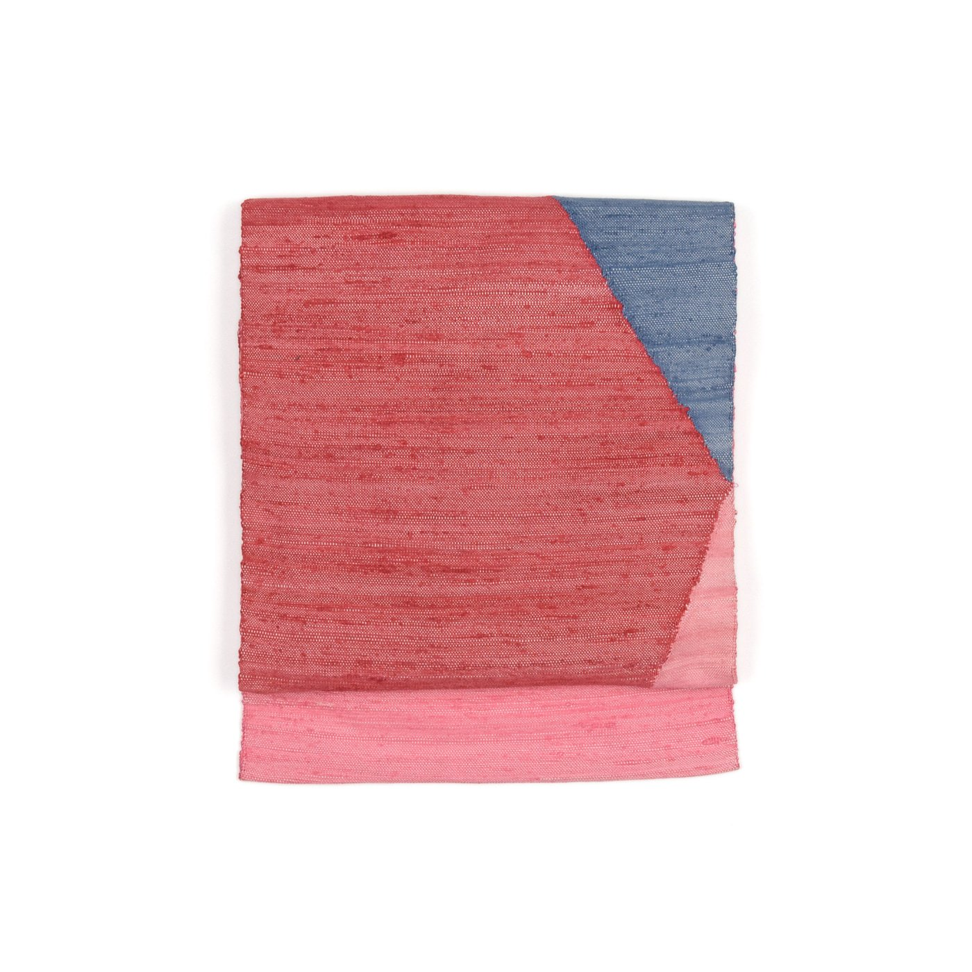 「紬 積み木のような幾何学柄」の商品画像