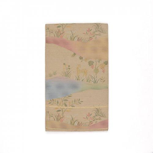 洒落袋帯●小鹿と葡萄のサムネイル画像