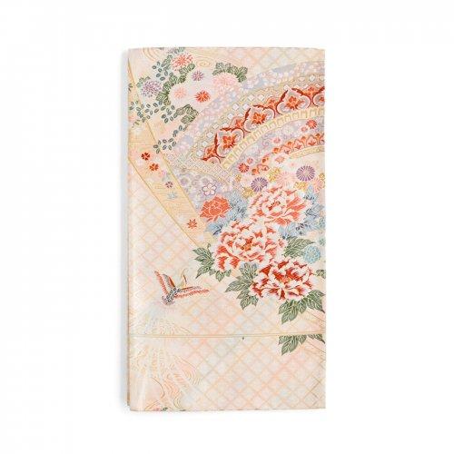 袋帯●大輪牡丹に鳳凰 菊の菱などのサムネイル画像