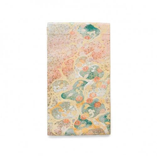袋帯●水紋に菊のサムネイル画像