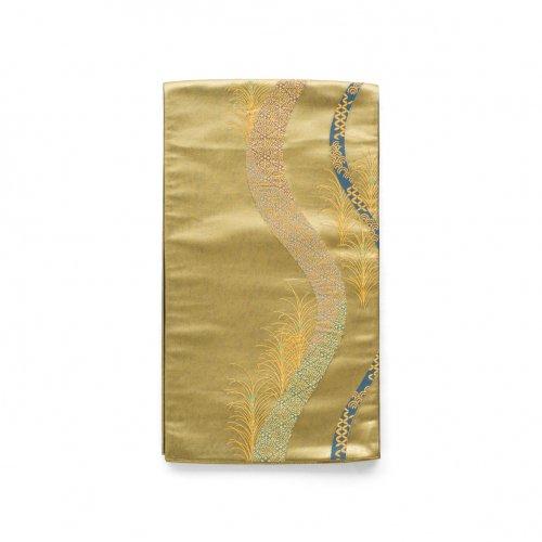 袋帯●熨斗と穂のサムネイル画像