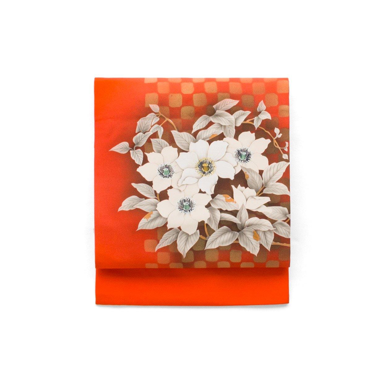 「市松とクレマチス」の商品画像
