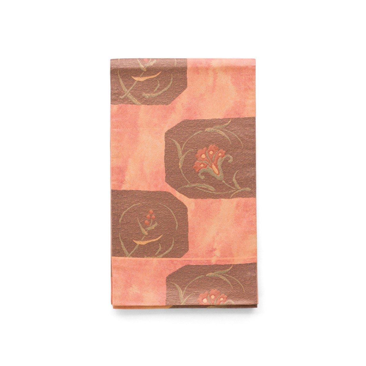「洒落袋帯●赤い実や花」の商品画像