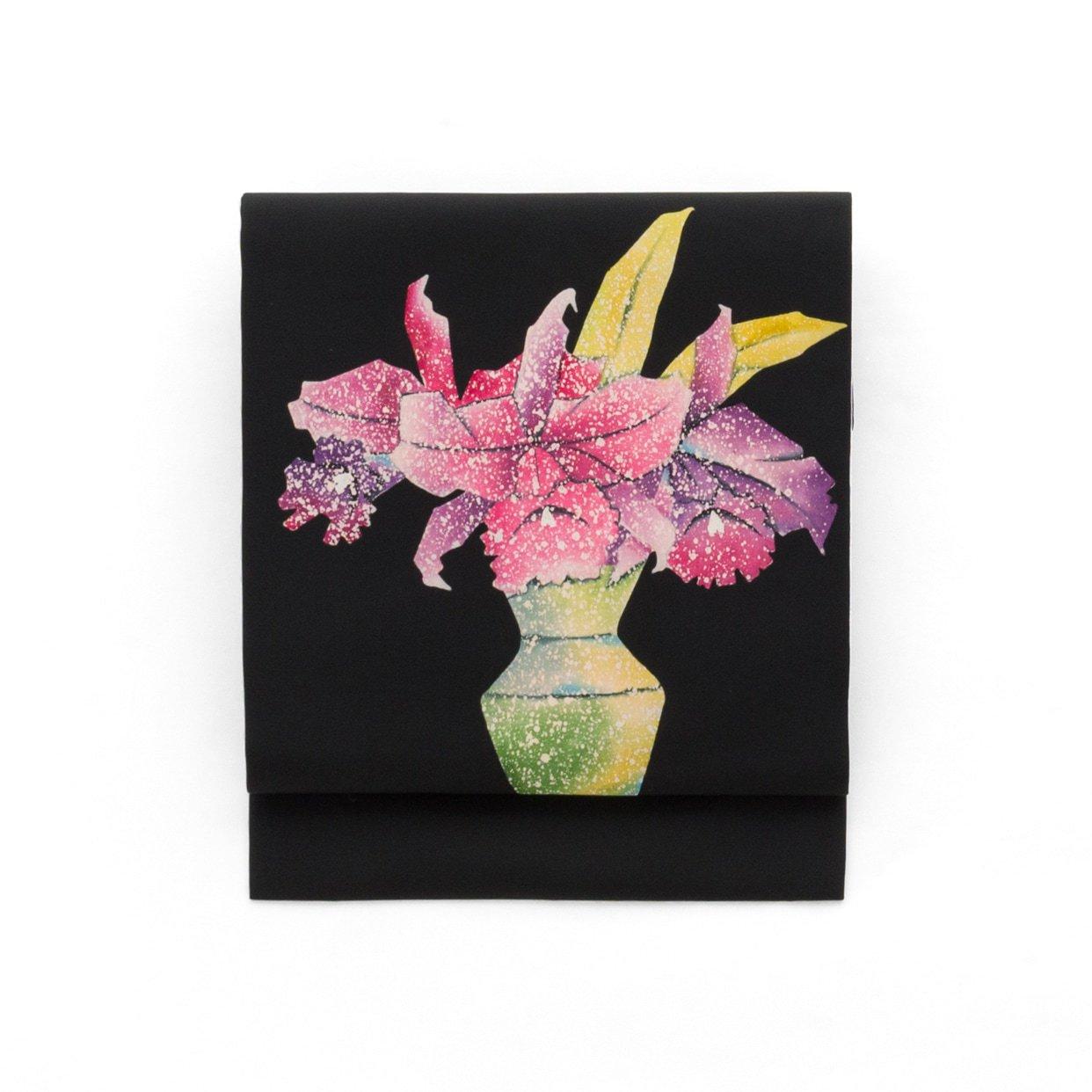 「塩瀬 カトレアの花」の商品画像