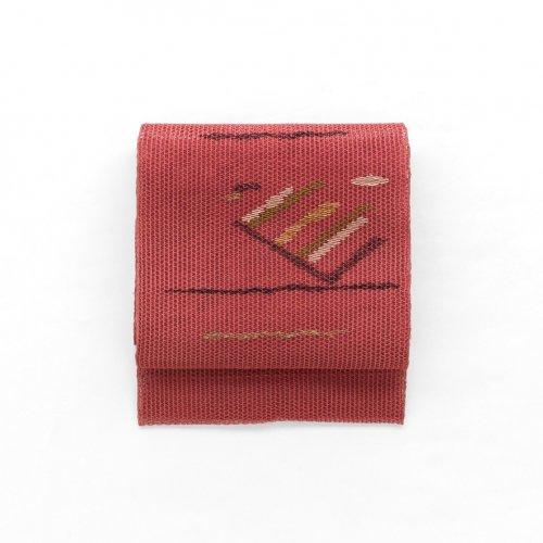 夏帯 羅 アルファベットEのサムネイル画像