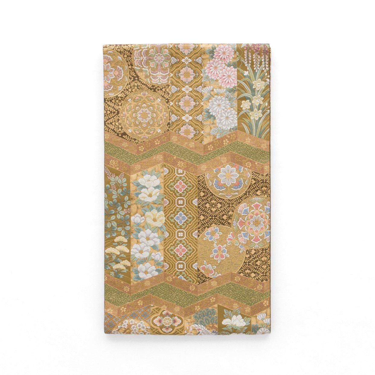 「袋帯●花屏風」の商品画像