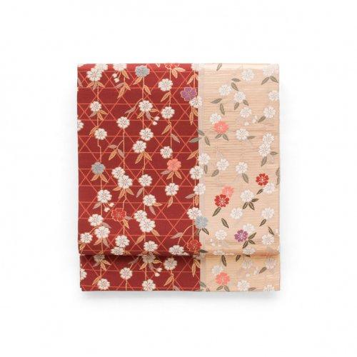 籠目に枝垂れ桜のサムネイル画像
