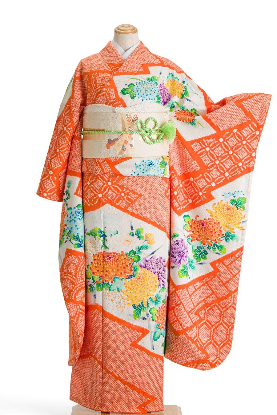 「振袖 大輪菊」の商品画像