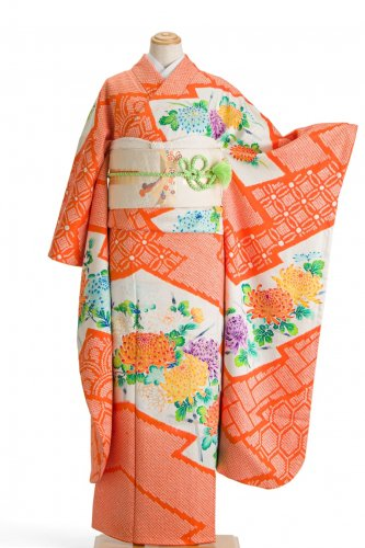 振袖 大輪菊のサムネイル画像