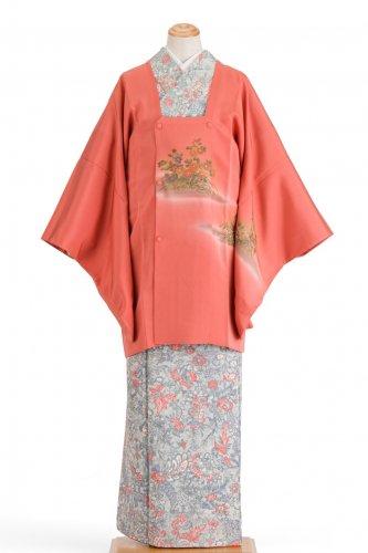 道行コート 絵羽 菊紅葉などのサムネイル画像