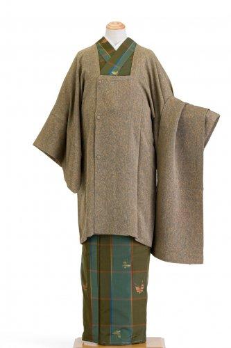 道行コート ショール付き 斑染めのサムネイル画像