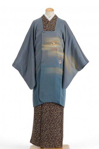 道行コート 絵羽刺繍 霞に菱のサムネイル画像