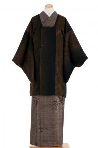 和装コート 茶紺グラデーション ますいわ屋のサムネイル画像