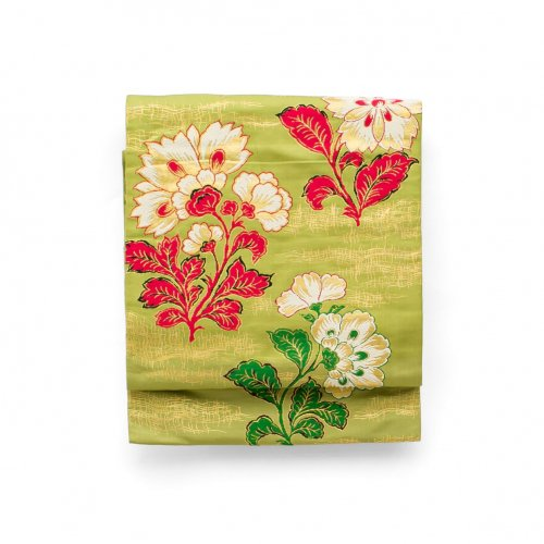 アンティーク着物 大小唐花のサムネイル画像