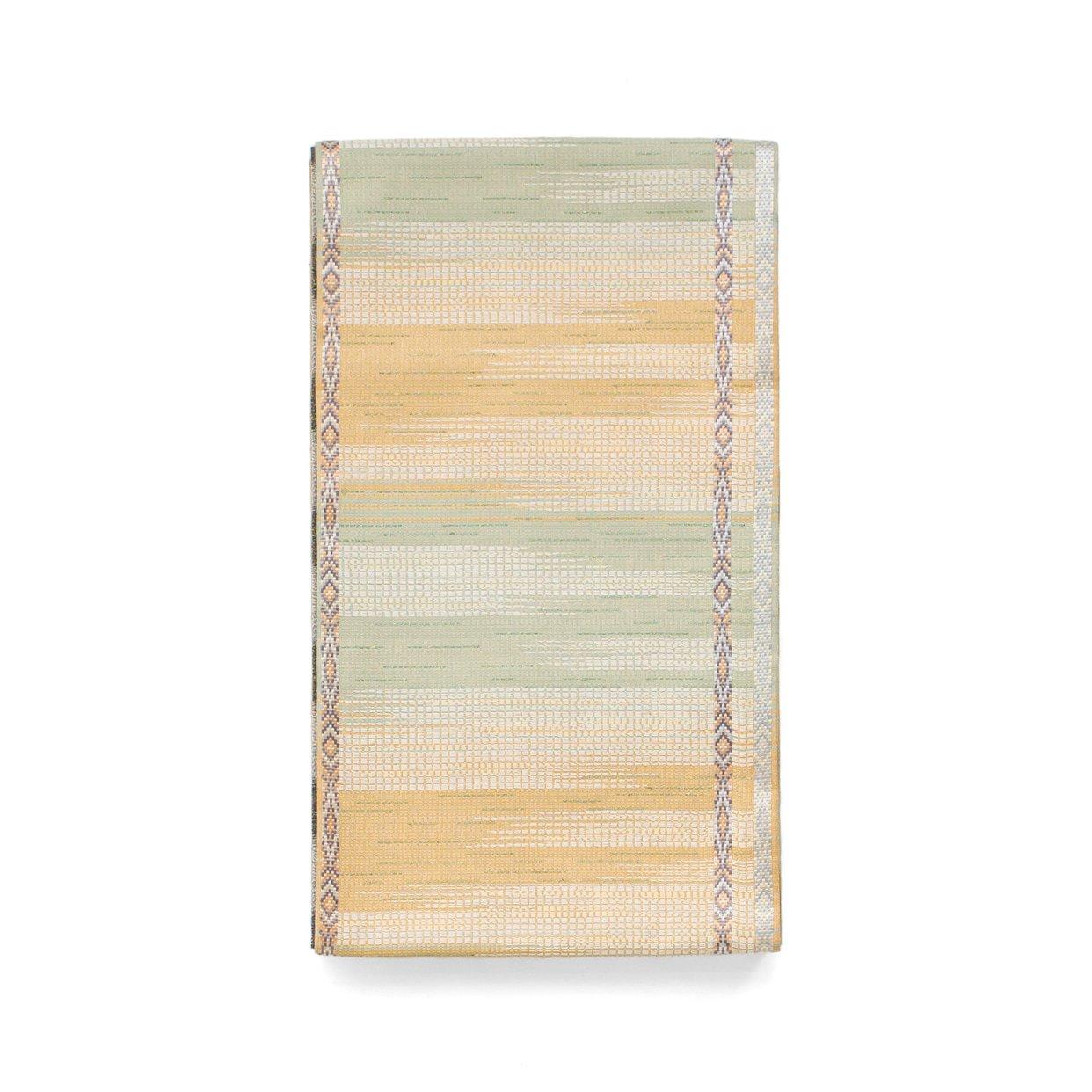 「洒落袋帯●リバーシブル 霞縞」の商品画像