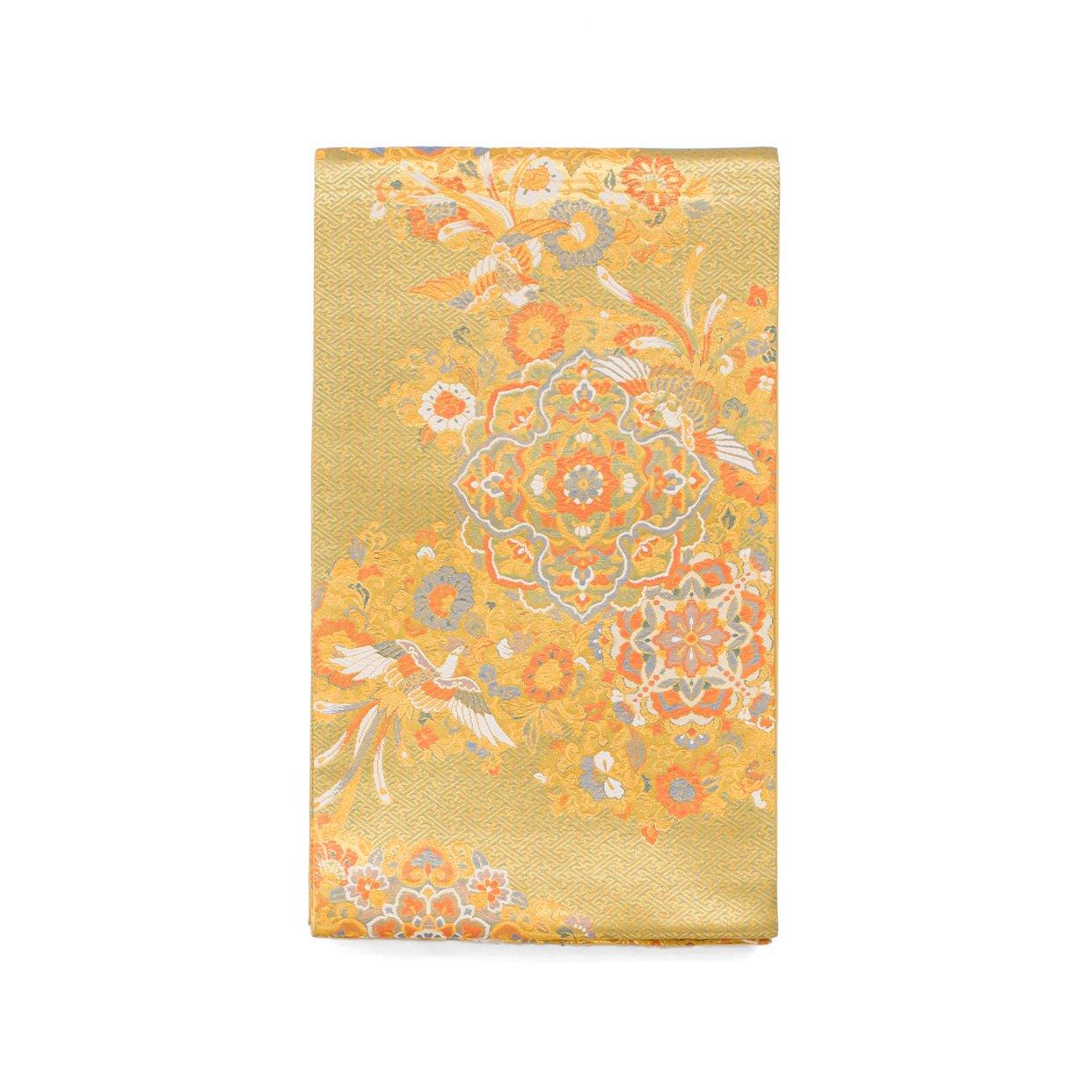 「袋帯●華紋と鳳凰」の商品画像