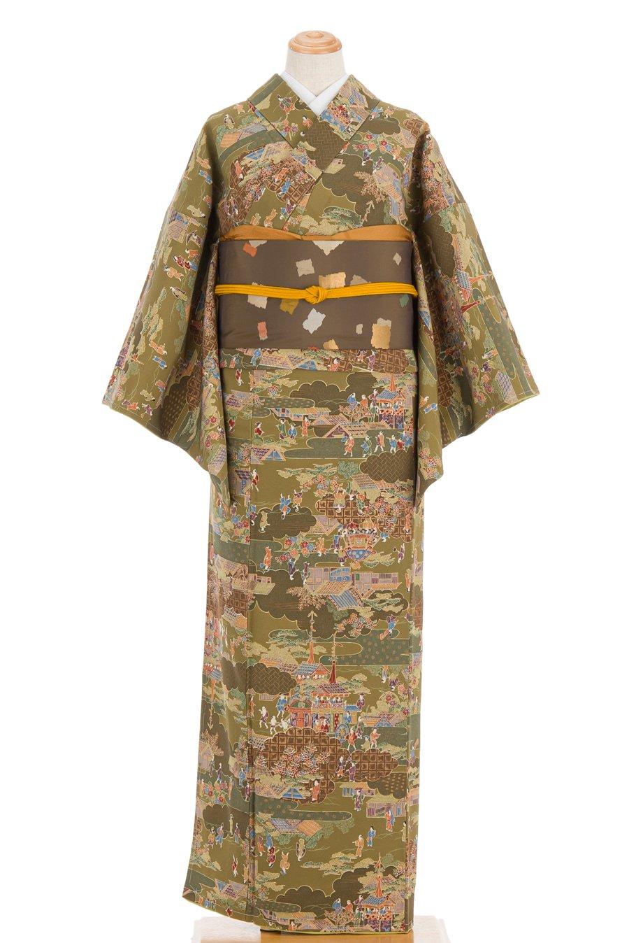 「祇園祭図 山鉾と人々」の商品画像