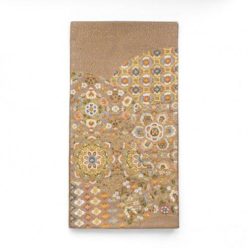 袋帯●総刺繍 華紋のサムネイル画像