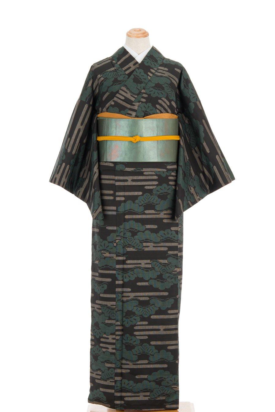 「大島紬 松と霞 7マルキ」の商品画像