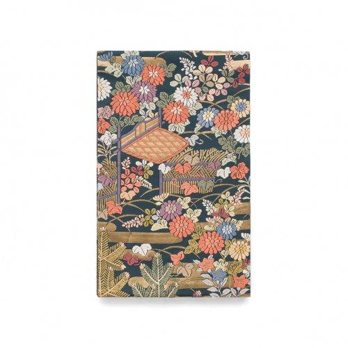 袋帯●金のヱ霞に菊や松のサムネイル画像