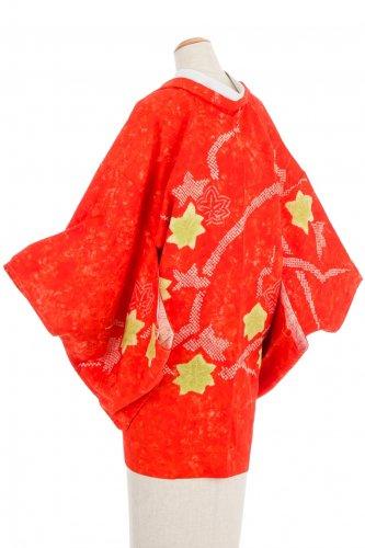 絞り絵羽織 紅葉のサムネイル画像