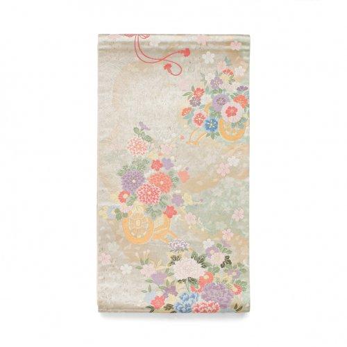 袋帯●花車のサムネイル画像