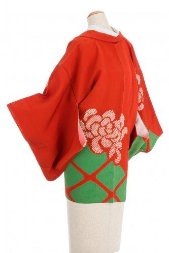 絞り絵羽織 大輪の菊のサムネイル画像