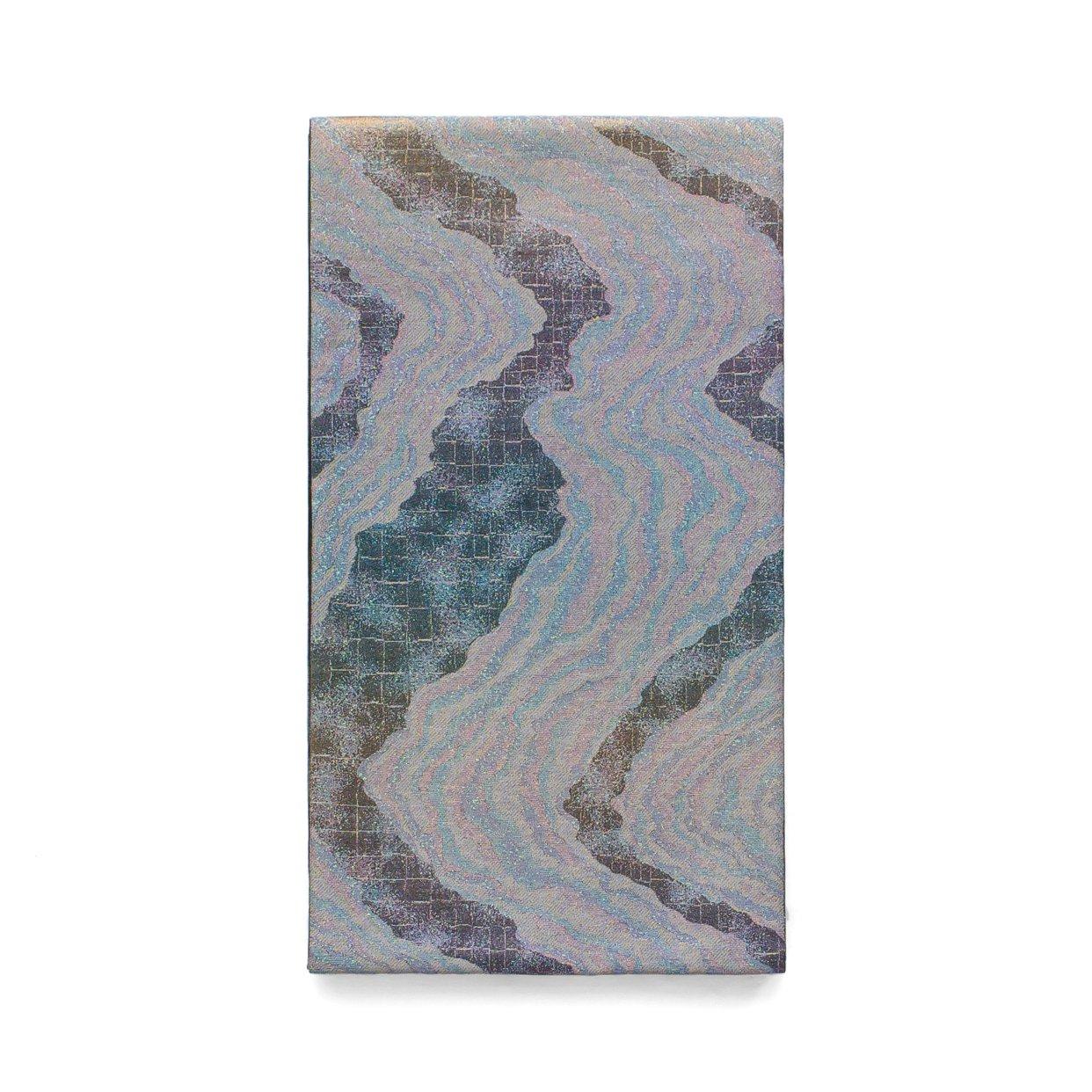 「袋帯●オーロラカラー 流水」の商品画像