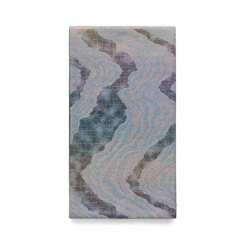 袋帯●オーロラカラー 流水のサムネイル画像