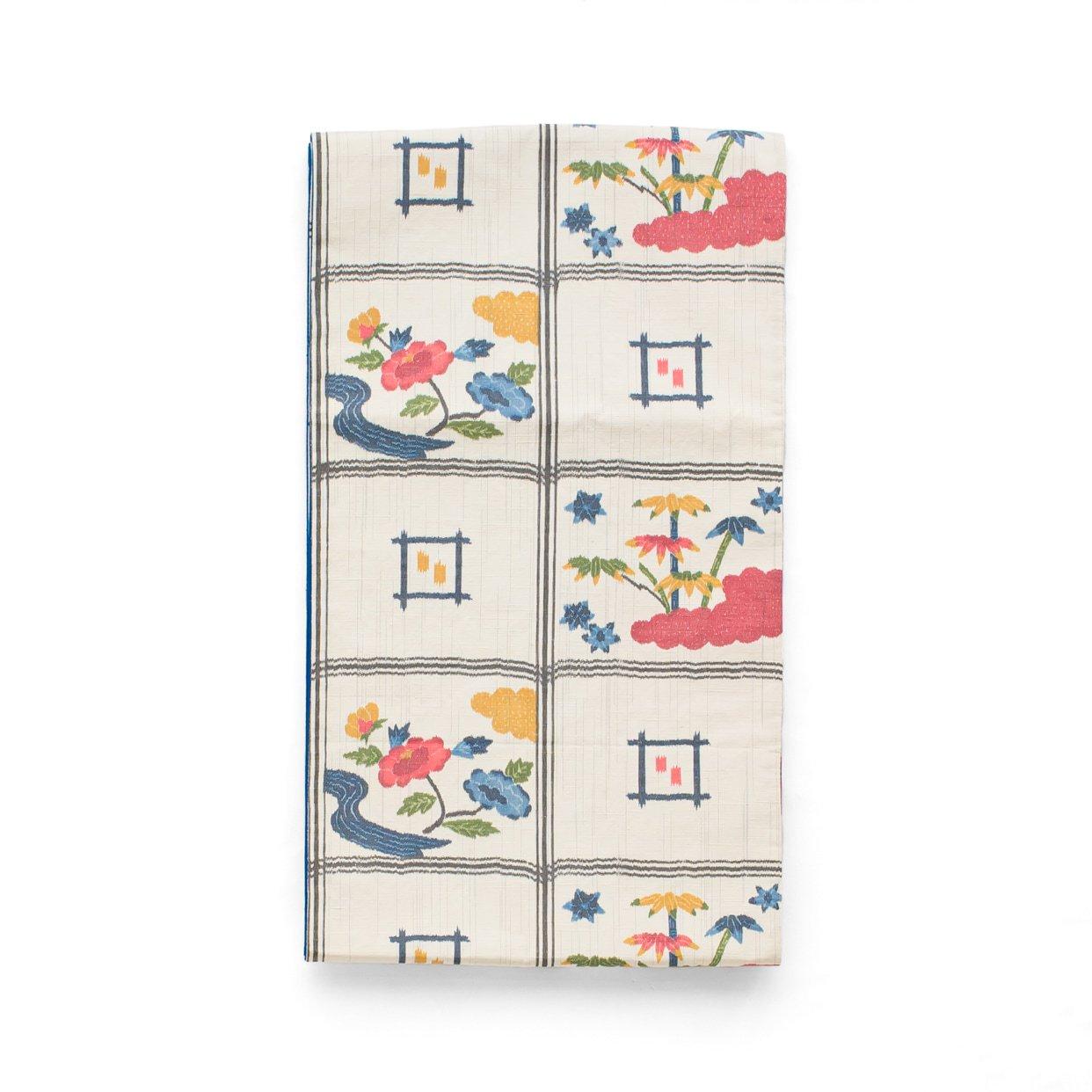 「洒落袋帯●牡丹と笹」の商品画像