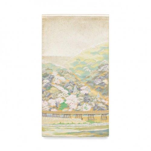 袋帯●嵐山渡月橋のサムネイル画像