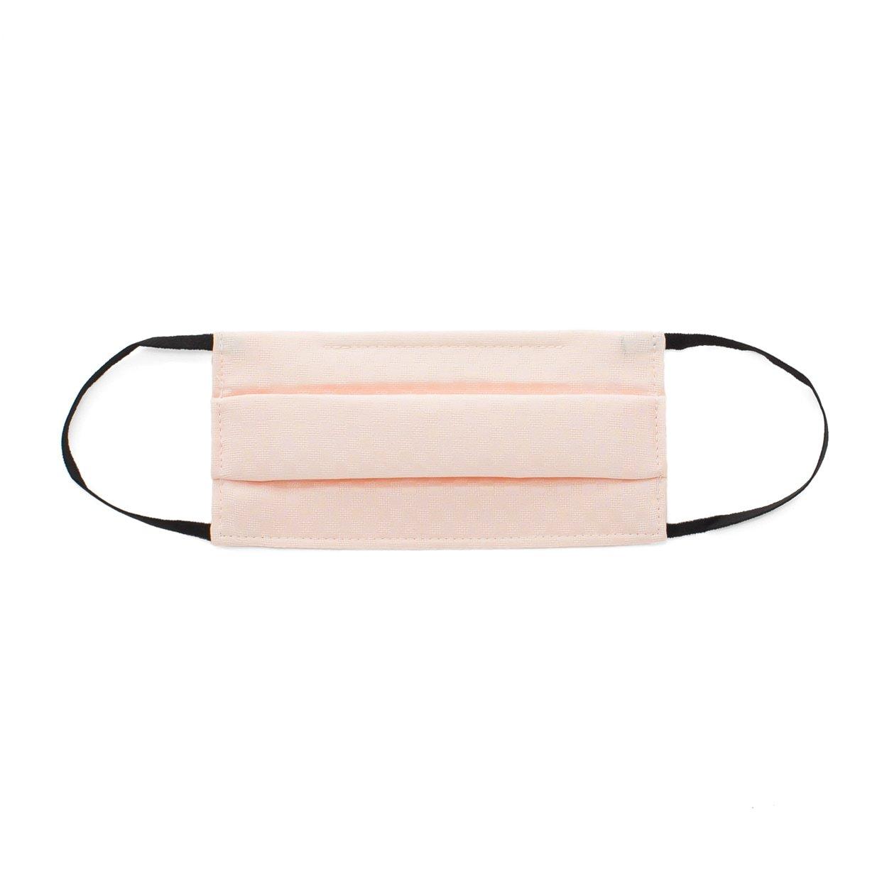 「#08桜色 IRODORI SILK MASK 絹マスク 小杉織」の商品画像
