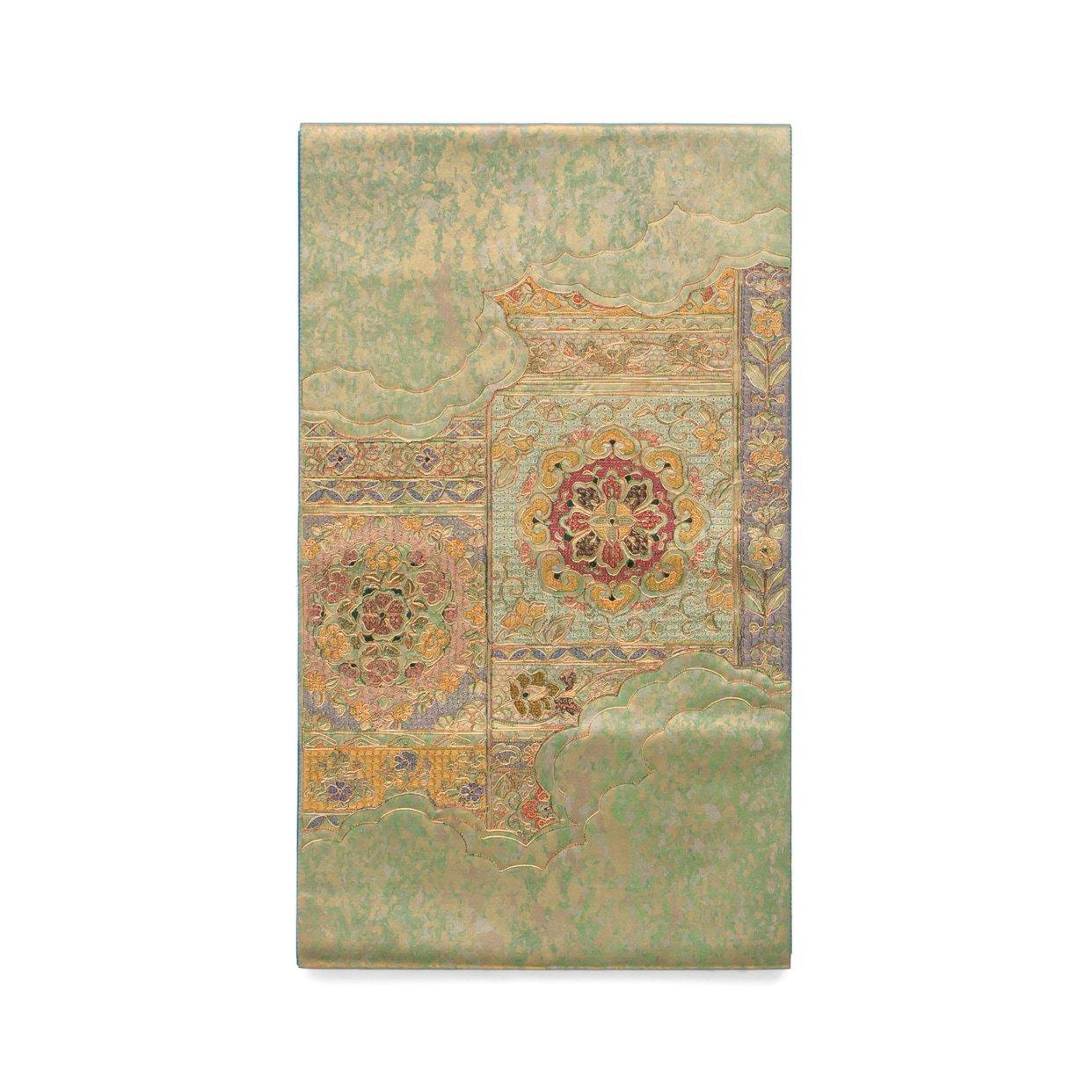 「袋帯●蘇州刺繍 華紋」の商品画像