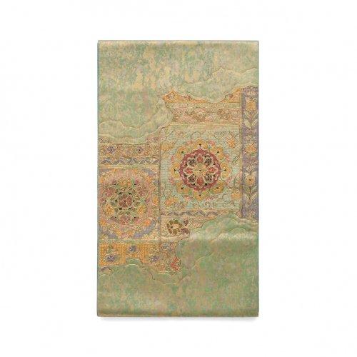 袋帯●蘇州刺繍 華紋のサムネイル画像