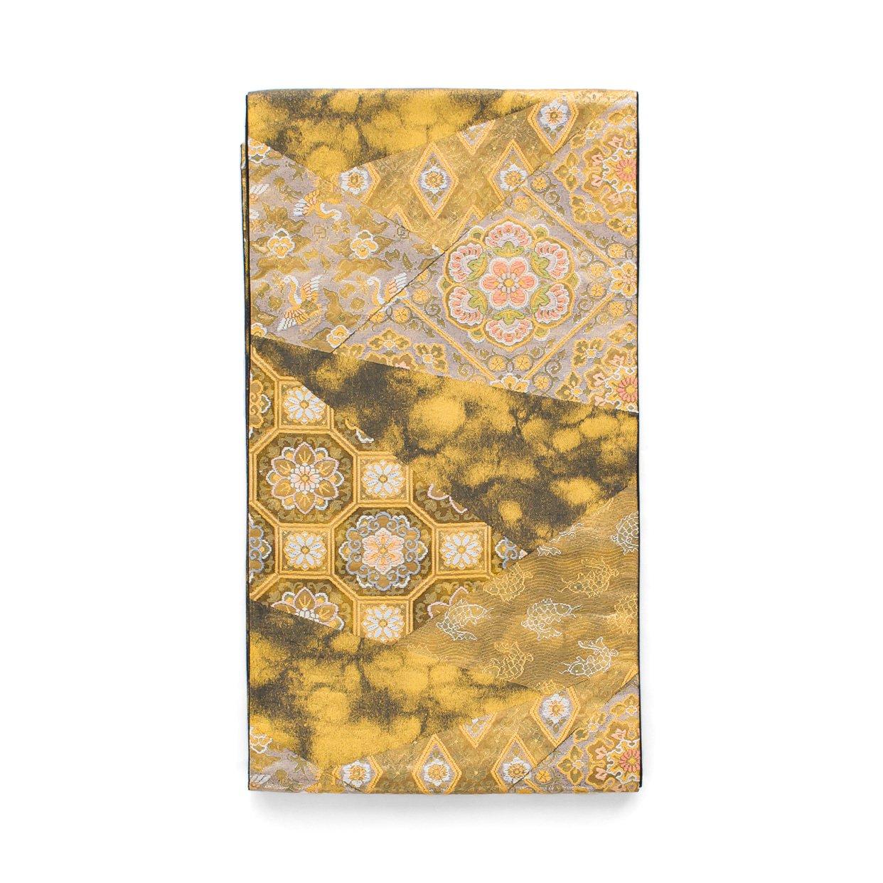 「袋帯●蜀江華紋 荒磯など」の商品画像