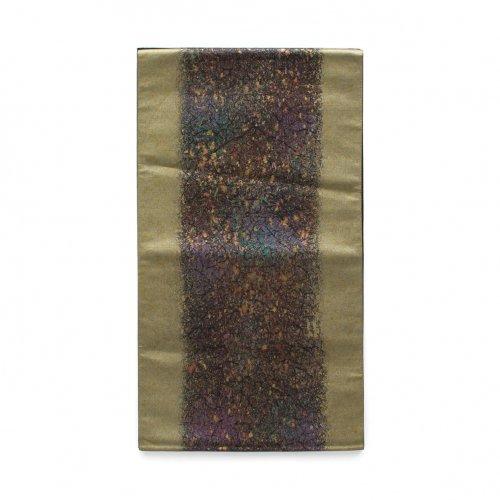 袋帯●金のラインと煌めく箔のサムネイル画像