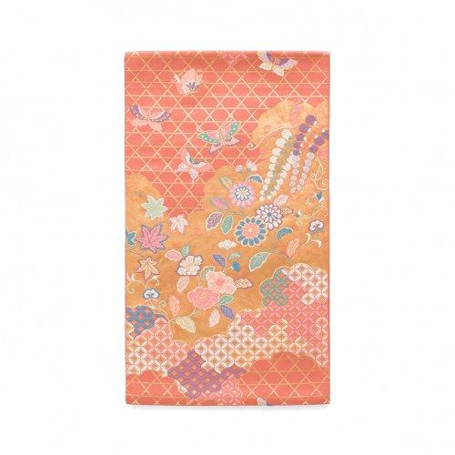 袋帯●花に蝶のサムネイル画像