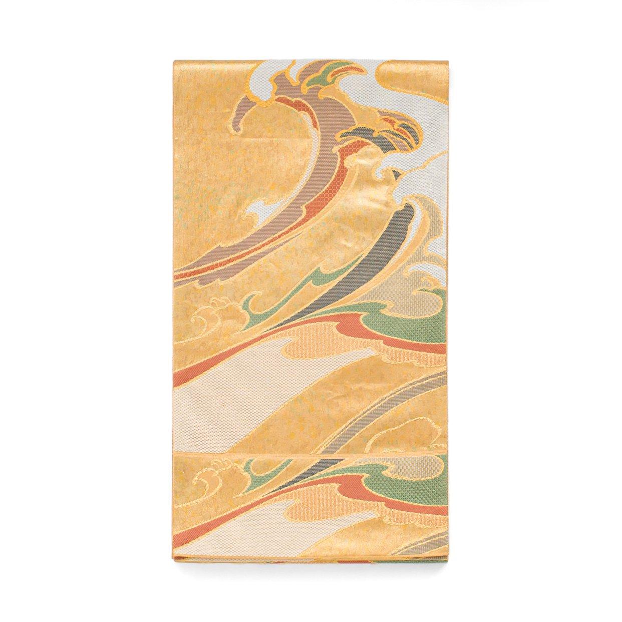 「袋帯●金地 大波」の商品画像